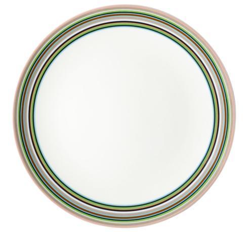 """$35.00 Dinner Plate 10.25"""" Brown"""