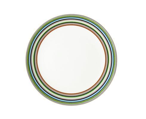 "$25.00 Salad Plate 7.75"" Brown"