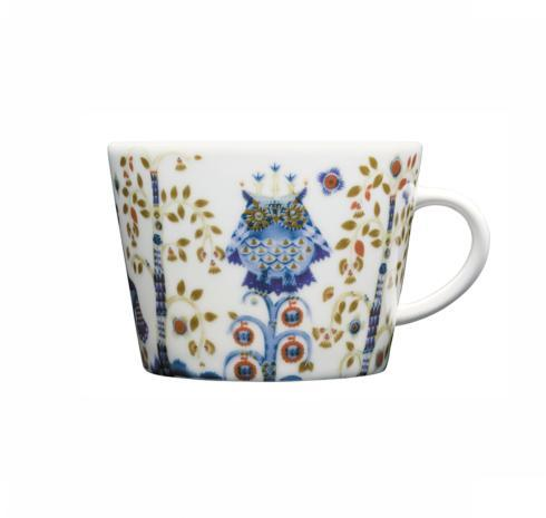 $20.00 Coffee/Tea Cup 6.75 oz  White