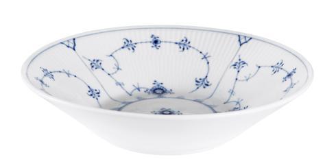 Royal Copenhagen  Blue Fluted Plain Pasta Bowl $150.00