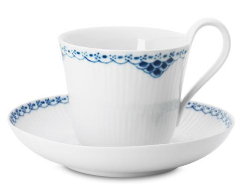 High Handle Cup & Saucer