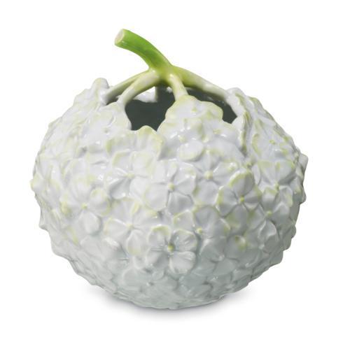 $110.00 Hydrangea Vase, White