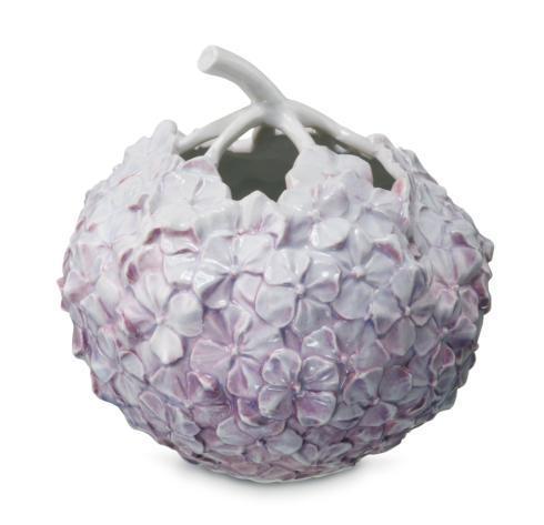 $110.00 Hydrangea Vase, Lilac