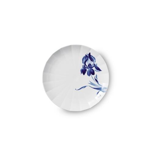 "$145.00 Dinner Plate Iris 10.75"""