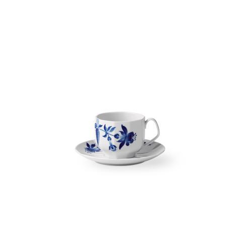 $115.00 Teacup and Saucer Fuchsia 7.5 oz