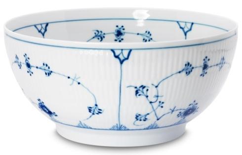 Royal Copenhagen  Blue Fluted Plain Bowl $275.00