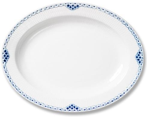Royal Copenhagen  Princess Oval Platter, Large $275.00