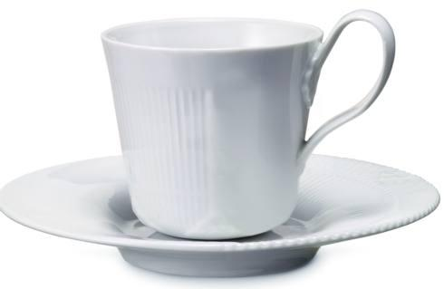 High Handle Cup & Saucer <br>(2 in stock)