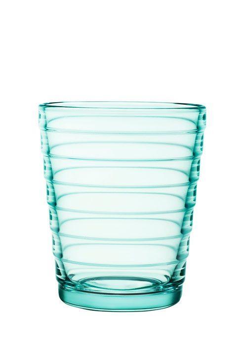 $20.00 Tumbler S/2  Water Green
