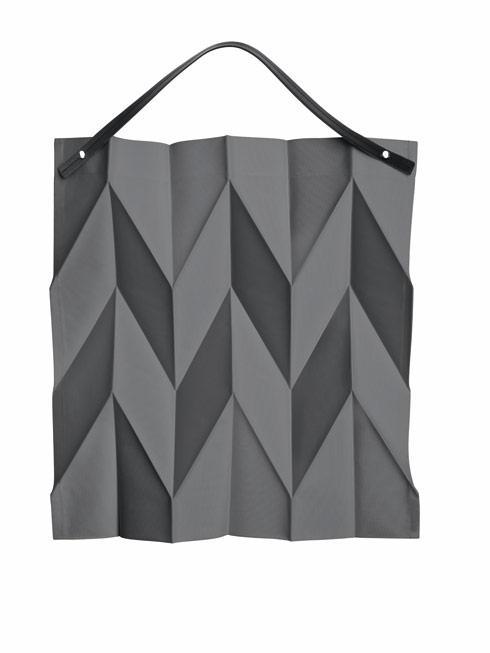 """$200.00 Bag 21.6"""" x 20.8"""" Dark Grey"""
