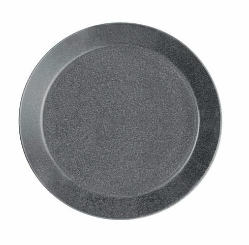 $20.00 Bread & Butter Plate  Dotted Grey