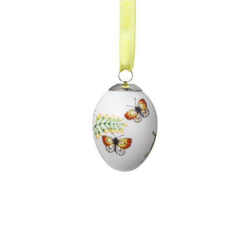 Easter Egg Yellow Butterflies 2.5