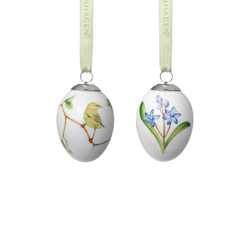 S/2 Easter Eggs Scilla & Warbler 2.5