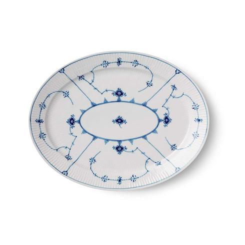 """$185.00 Oval Platter 13.5"""""""