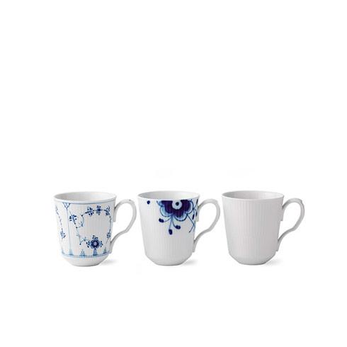 Mugs 12.25 Oz S/3