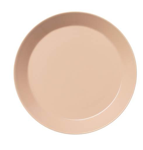"$25.00 Dinner Plate Powder 10.25"""