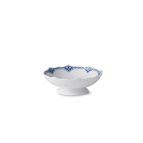$125.00 Footed Bowl 6.75""
