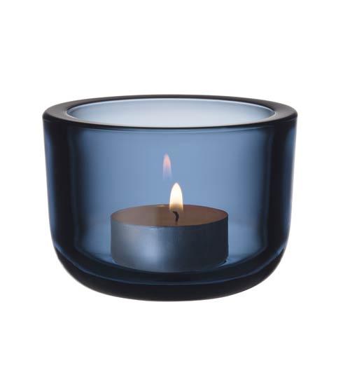 """$25.00 Tealight Candleholder 2.25"""" Rain"""