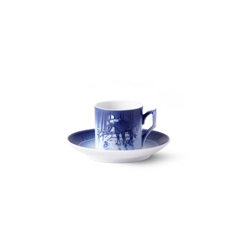 $150.00 Cup And Saucer 5 Oz