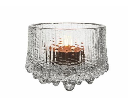 $25.00 Tealight Candleholder Clear 2.5""