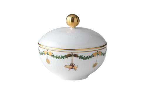 $90.00 Sugar Bowl w/Lid