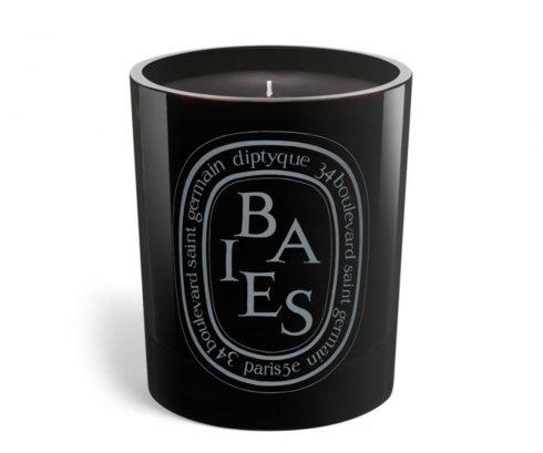 $95.00 Baies Noir Candle