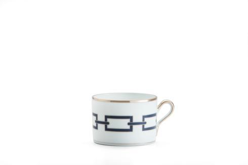 Ginori 1735  Impero - Catene Blue  Tea Cup $120.00