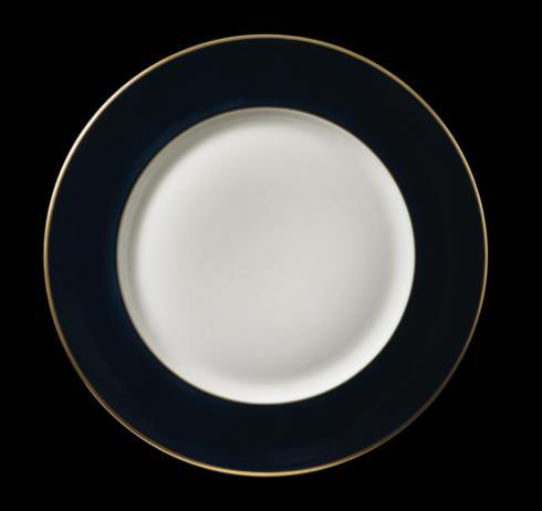 Ginori 1735  Service Plate Charger Plate with Cobalt Rim $150.00