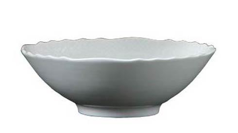 Richard Ginori 1735  Vecchio Ginori - White Fruit Saucer $60.00