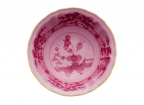 Ginori 1735 Oriente Italiano Porpora Fruit Bowl $95.00