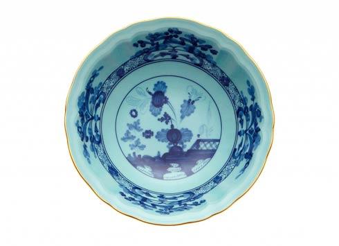 Ginori 1735 Oriente Italiano Iris Fruit Bowl $95.00