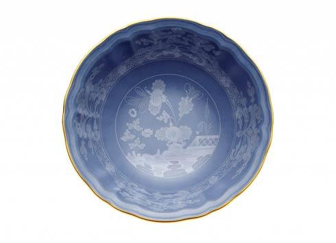 Ginori 1735 Oriente Italiano Pervinca Fruit Bowl $95.00