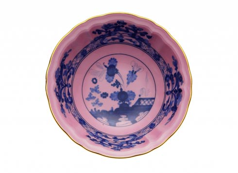 Ginori 1735 Oriente Italiano Azalea Fruit /Cereal Bowl $95.00