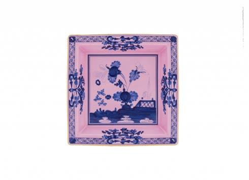 Ginori 1735 Oriente Italiano Azalea Large Squared Vide Poche $425.00