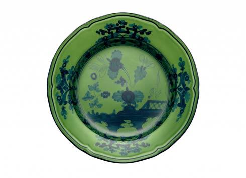 Ginori 1735 Oriente Italiano Malachite Flat Bread Plate $65.00