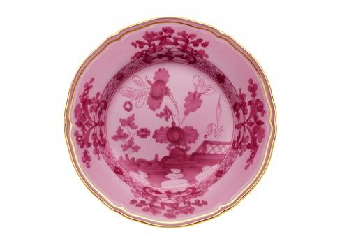 Ginori 1735 Oriente Italiano Porpora Flat Bread Plate $85.00