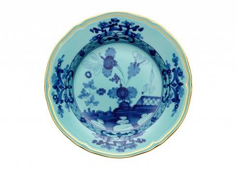 Ginori 1735 Oriente Italiano Iris Flat Bread Plate $85.00