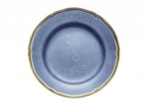 Ginori 1735 Oriente Italiano Pervinca Flat Bread Plate $85.00