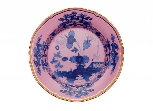 Ginori 1735 Oriente Italiano Azalea Flat Bread Plate $85.00