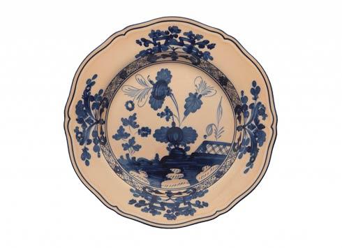Ginori 1735 Oriente Italiano Cipria Flat Dessert Plate $85.00