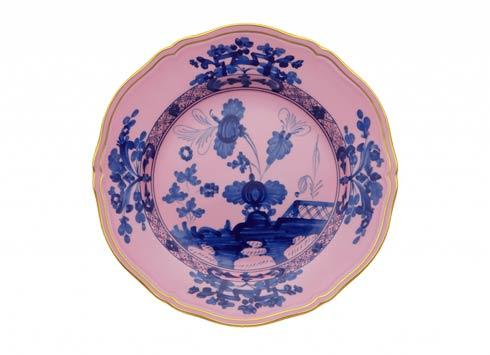 Ginori 1735 Oriente Italiano Azalea Flat Dessert Plate $100.00