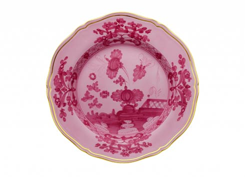 Ginori 1735 Oriente Italiano Porpora Flat Dinner Plate $125.00