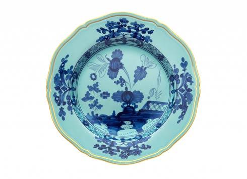 Ginori 1735 Oriente Italiano Iris Flat Dinner Plate $125.00