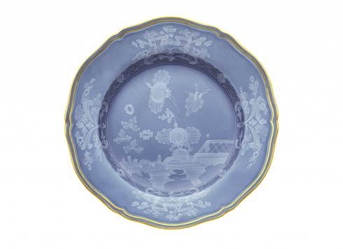 Ginori 1735 Oriente Italiano Pervinca Flat Dinner Plate $125.00