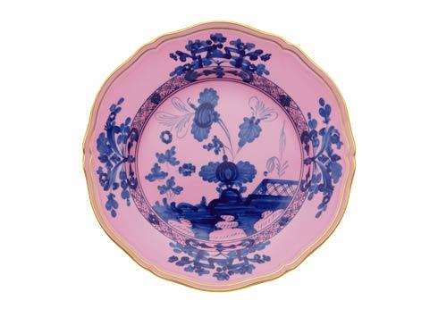 Ginori 1735 Oriente Italiano Azalea Flat Dinner Plate $125.00