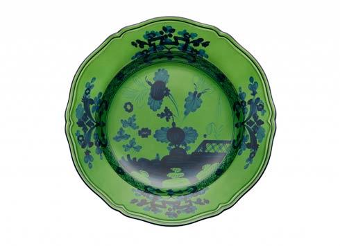 Ginori 1735 Oriente Italiano Malachite Charger Plate $145.00