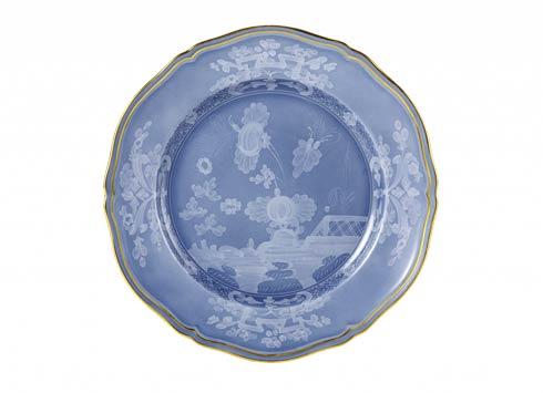Ginori 1735 Oriente Italiano Pervinca Charger Plate $175.00