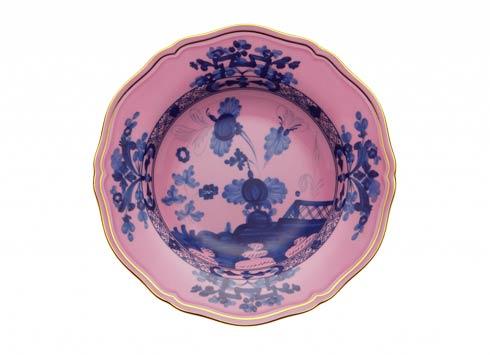Ginori 1735 Oriente Italiano Azalea Soup Plate $125.00