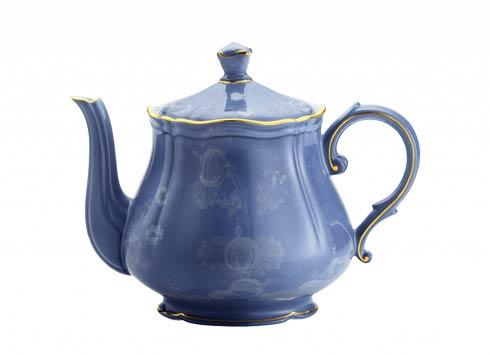 Ginori 1735 Oriente Italiano Pervinca Teapot with Cover $450.00