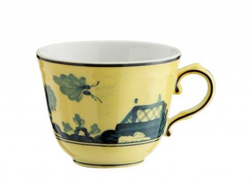 Ginori 1735 Oriente Italiano Citrino Coffee Cup $85.00